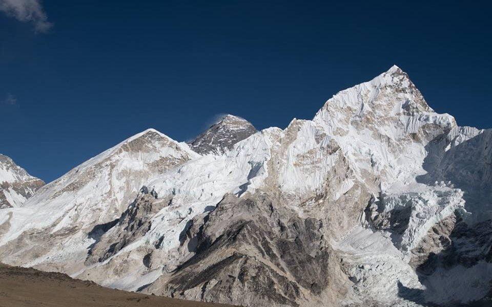 Mt Everest Three pass Trek