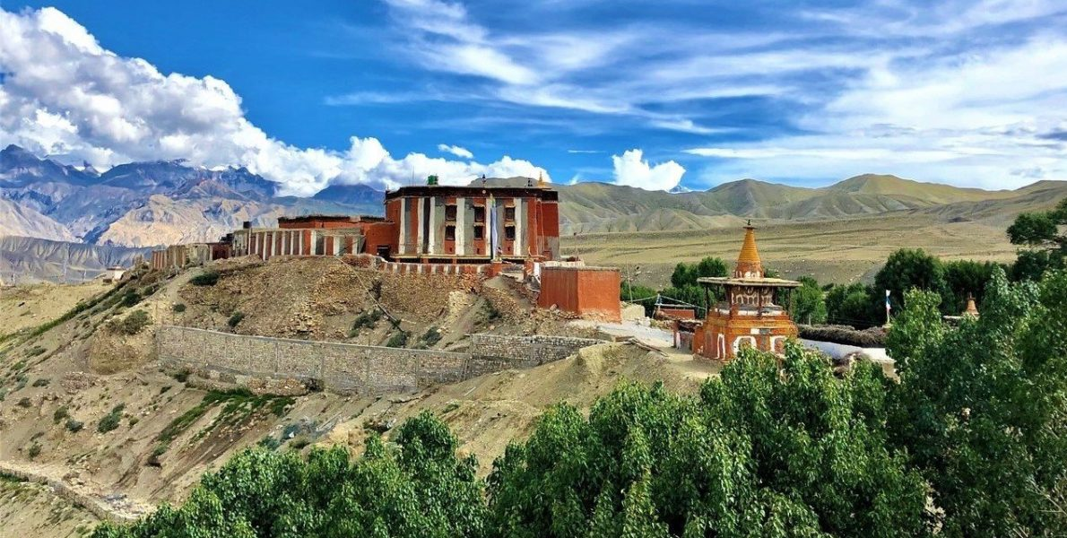 Kingdom of Lo in Upper Mustang- Mustang Jeep Tour