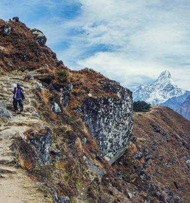 Pikey Peak Trekking in Everest Region