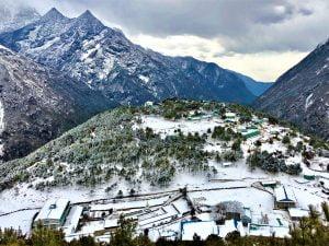 winter season trekking in Nepal