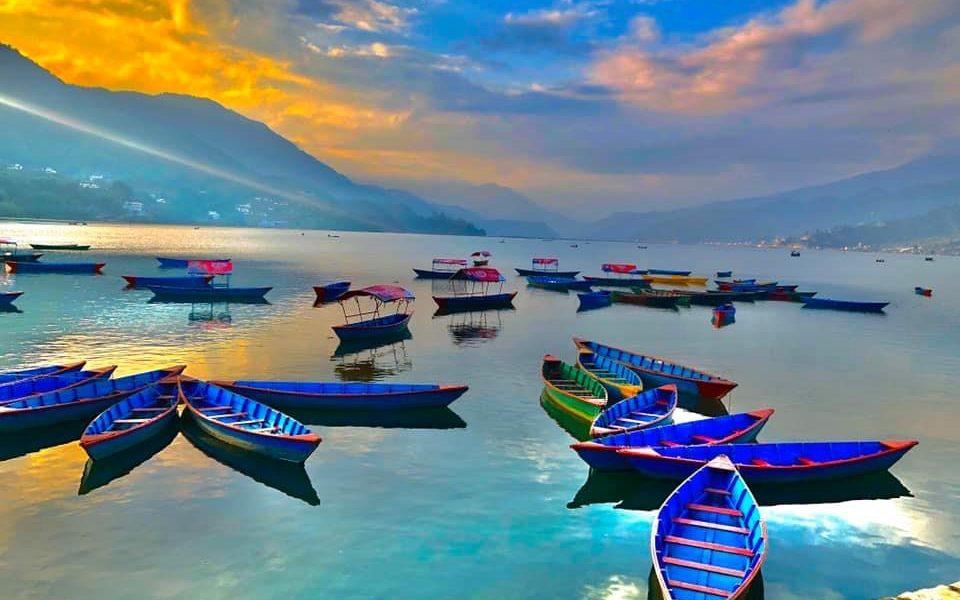 Pokhara-Phewa Lake
