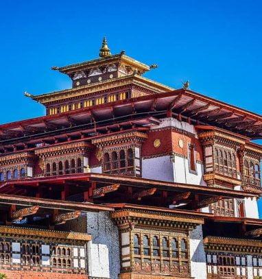 Monastery in Bhutan, Nepal Tibet Bhutan Tour