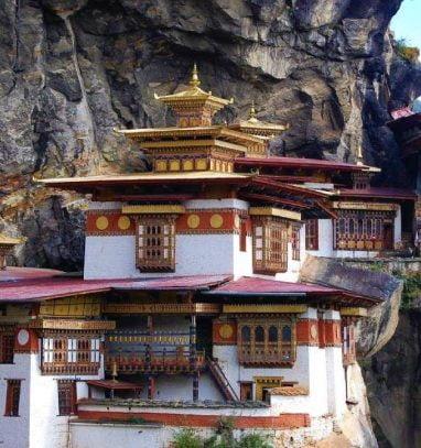 Tigernest Monastry-Bhutan Cultural Tour