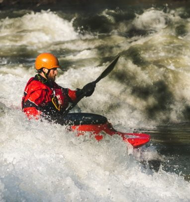 River Rafting Tour in Nepal