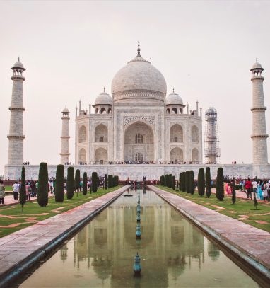 Taj Mahal and Goa Tour