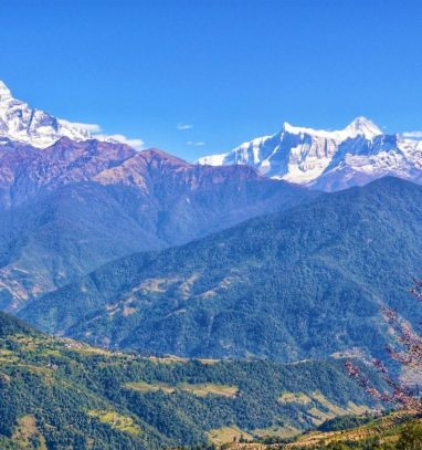 Annapurna Family Hike (Family friendly Holiday in Nepal)