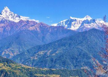 Annapurna Family Hike (Family friendly Holiday in Nepal)