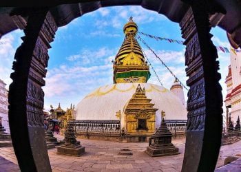 Cultural Tour in Nepal - Swayambhunath Temple
