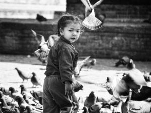 A little girl- Nepal Photography Tour
