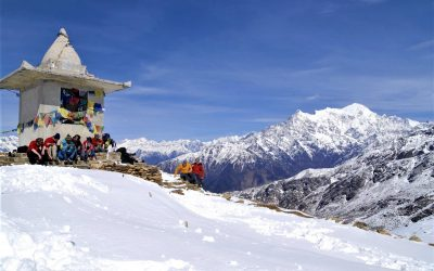 Langtang Gosaikunda Trek- Langtang Holiday in Nepal