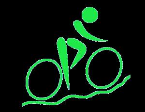 Mountain biking tour in Nepal Icon