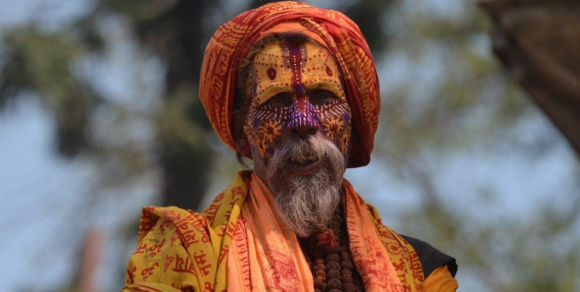 Nepal Cultural Tour- Sadhu in Pashupatinath Temple