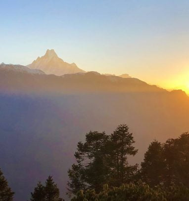 Nepal Tour [ Adventure Holiday in Nepal ]- Ghorepani Poonhill