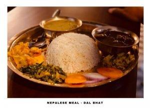 Dal Bhat- Food During Mt. Everest Base Camp Trek