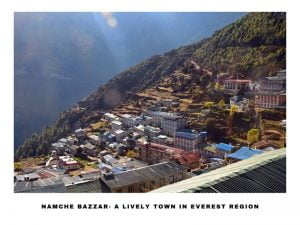 Hotels and Guest Houses in Namche Bazzar
