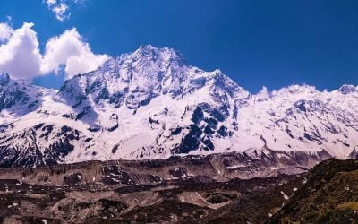 Tsum Valley with Manaslu Circuit Trek