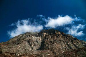 Mera Peak Clear view