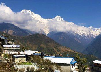 Ghandruk Pokhara Nepal