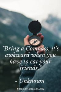 funny hiking quotes for Facebook photos