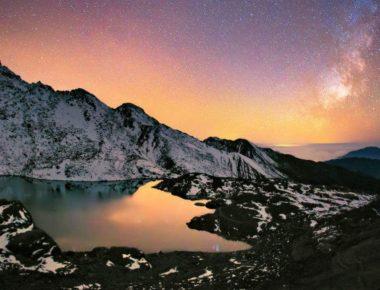 Kajin Sara- highest altitude lake in the world